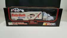 1/64 #1 JEFF GORDON BABY RUTH RACING CHAMPIONS 1992 TRANSPORTER WITH CAR
