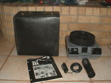 Kodak Ektagraphic III A (Slide) Projector 100-150mm Zoom Lens Case