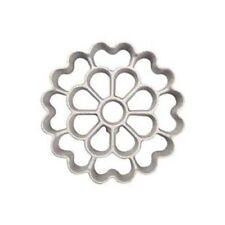 Rosette-Iron Mold, Floral Shape Cast Aluminum