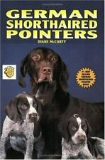 German Shorthaired Pointers (Akc Rank) McCarty, Diane Paperback Used - Good