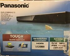 Panasonic DVD-S700EG-K DVD-Player~schwarz~ B-Ware