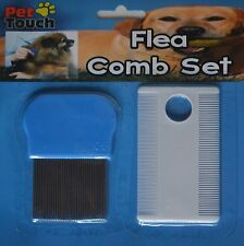 Dog and Cat Flea Hair Comb  By Pet touch