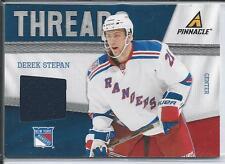 Derek Stepan  11/12 Pinnacle  #55  Pinnacle Threads - GW Jersey