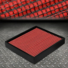 FOR 06-18 TOYOTA CAMRY/COROLLA/LEXUS/SCION DROP-IN PANEL CABIN AIR FILTER RED