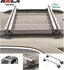 ROLA CUSTOM FIT ALUMINUM 165LB ROOF RACK 10-16 CHEVY EQUINOX 5 YEAR MFG WARRANTY
