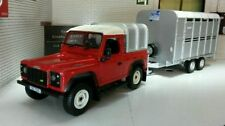 Land Rover Contemporary Manufacture Diecast Trailers