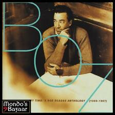 BOZ SCAGGS (2 CD) MY TIME : ANTHOLOGY 1969-1997 ~ 70's LIDO SHUFFLE ++++ *NEW*
