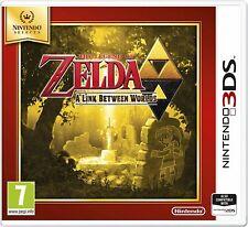 La Leyenda de Zelda: un Enlace Entre Mundos (3DS)