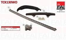 FAI Timing Chain Kit TCK130WO  - BRAND NEW - GENUINE - 5 YEAR WARRANTY