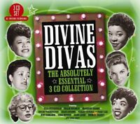 DIVINE DIVAS - ABSOLUTELY ESSENTIAL 3 CD NEW+