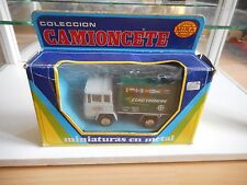 "Mira Pegaso Truck ""Eurotainers"" in White/Green on 1:64 in Box"
