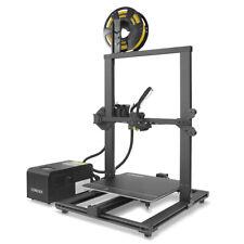 Used Longer LK1 3D Printer 300x300x400mm Large Build Size DIY Kit PLA Filament