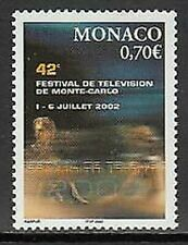Monaco - Courrier 2002 Yvert 2351 MNH