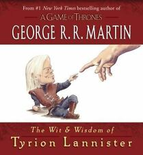 Wit And Wisdom of Tyrion Lannister HC (2013)