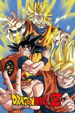 Dragon Ball Z Goku Anime Maxi Poster Print 61x91.5cm | 24x36 inches