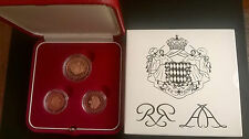 Monaco 2005 - 1, 2 e 5 cent in confezione ufficiale
