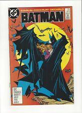 Batman #423 (3rd print) VF!  Classic 1988 Todd McFarlane Cover!