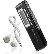 Mini Registratore Vocale Digitale Voice Recorder 4 Gb Usb Lettore Mp3