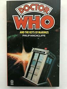 Doctor Who The Keys of Marinus by Philip Hinchcliffe