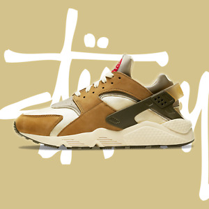 Nike Huarache Brown Trainers for Men for Sale | Authenticity ...
