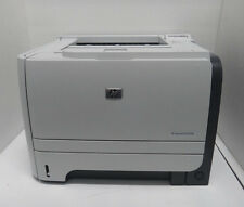 HP LaserJet P2055DN Laser Printer, only  test pages printed ever-6mo. Warranty