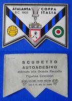 RARA FIGURINA CALCIATORI PANINI 1965/66 - SCUDETTO - ATALANTA COPPA ITALIA - new