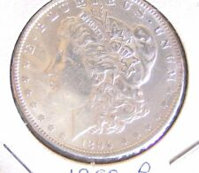 1890 P Morgan Silver Dollar 1$ US Uncirculated $1 Silver Private Owner