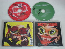 SKEW SISKIN/ELECTRIC CHAIR MUSIC(GUN RECORDS GUN 110+74321 419532) 2XCD ALBUM