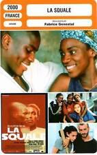FICHE CINEMA : LA SQUALE - Lawson,Harrisson,Lavant,Genestal 2000