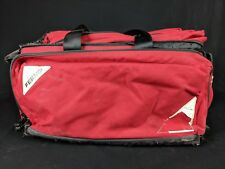 FERNO Rescue Medic Bag  EMS Professional EMT Rescue Used RED