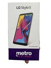 New LG Stylo 5 32GB ROM | 3GB RAM MetroPCS ONLY