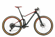 "2018 Scott Spark 900 Mountain Bike Large 29"" Carbon SRAM X01 GX Eagle Fox"