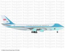 Hogan Wings 8683, Boeing 747-200, US Air Force One, 1:1000