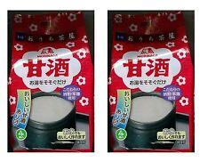 FAST AIRMAIL!! Morinaga freeze dried amazake 100ml 4 pieces x 2 packs Amasake