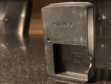 Genuine Sony CORDLESS BC-CSGC Charger - NP-BG1 & NP-FG1 Type G - BULK Deal!!