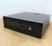 HP Prodesk 600 G1 Windows 10 Desktop PC Intel Core i3 4th Gen 3.4GHz 8GB 500GB