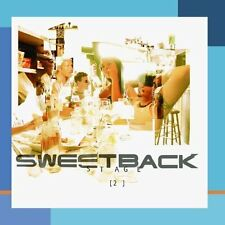 SWEETBACK-Stage (2)  CD NEW