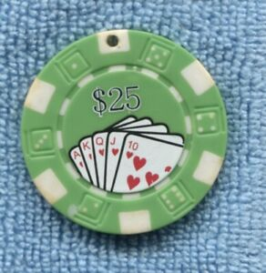 Casino $25  Chip  ???  P-785