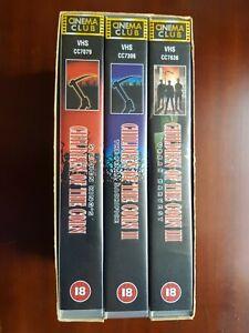 Children Of The Corn VHS Boxset