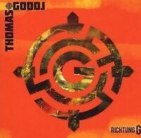 THOMAS GODOJ - RICHTUNG G - CD Album NEU - Nicht Allein - Winterkinder