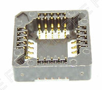 20 POS PLCC IC Socket Surface Mount (822269-1)
