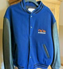 Samsung Equipment Mens Varsity Style Jacket Size Large NWT by Excellence