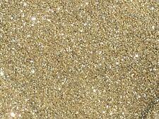 Champagne Gold Metallic Fine Glitter Dust Powder Nail Body Art Wine Glass Craft