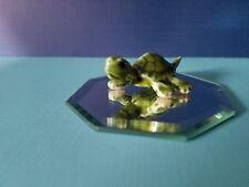Hagen-Renaker Box Turtle Baby #479 miniature collectible Vintage