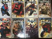 Nightwing Comic Book Lot, 17 Issues, New 52, Vol. 2, NM