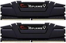 G.Skill RipJaws V schwarz Kit 8 GB, DDR4-3200, CL16 DDR4 RAM Speicher