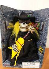 "Htf Halloween ""Mama Boo Boo"" Dancing Singing Skeleton Witch"