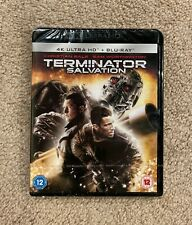 Terminator Salvation [4K Uhd Ultra Hd + Blu-ray] Brand New Sealed Ships from Us