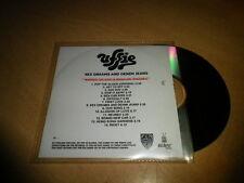 UFFIE - ED BANGER - SEX DREAMS AND DENIM JEANS!!!!!!!!!!!!!! PROMO CD!!!!!