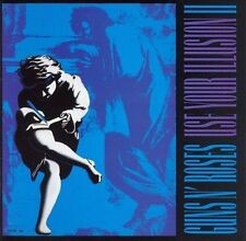 GUNS N' ROSES: USE YOUR ILLUSION II CD! YOU COULD BE MINE~DON'T CRY! NEAR MINT
